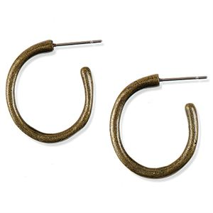 Picture of Bronze Hoop Earrings